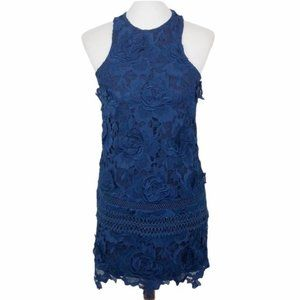 Lovers + Friends Drop Waist Lace Dress